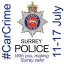 Surrey Police CarCrime